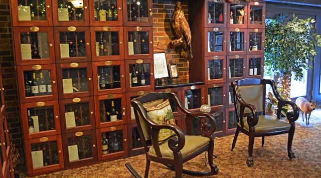 Wine-Lockers