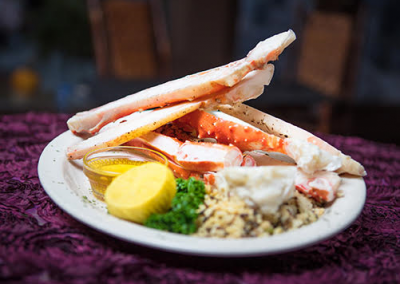 HRC Alaskan King Crab Legs
